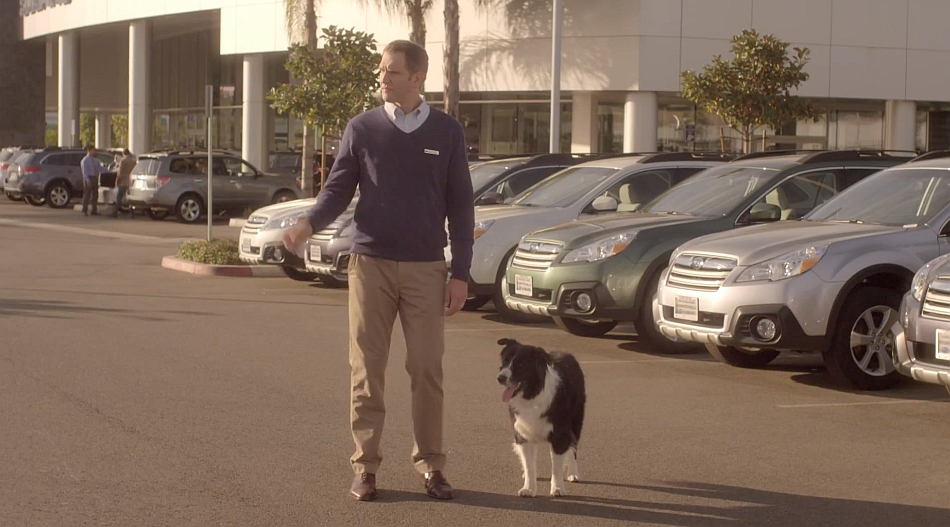 Subaru 2013 Super Bowl XLVII TV Ad Dog Tested Dog Approved