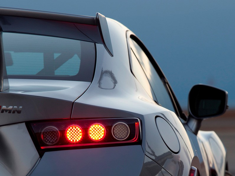 Gazoo Racing Toyota Gt 86 Concept Teaser Tail Light