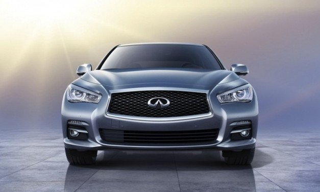 Infiniti prices their new 2014 Q50 sedan starting at $36,700