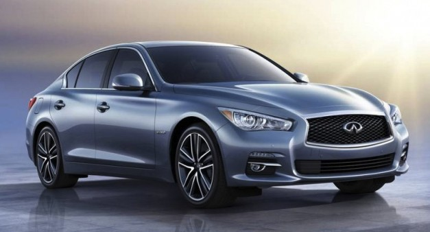 Infiniti Q50 Sedan pics leak ahead of Detroit debut