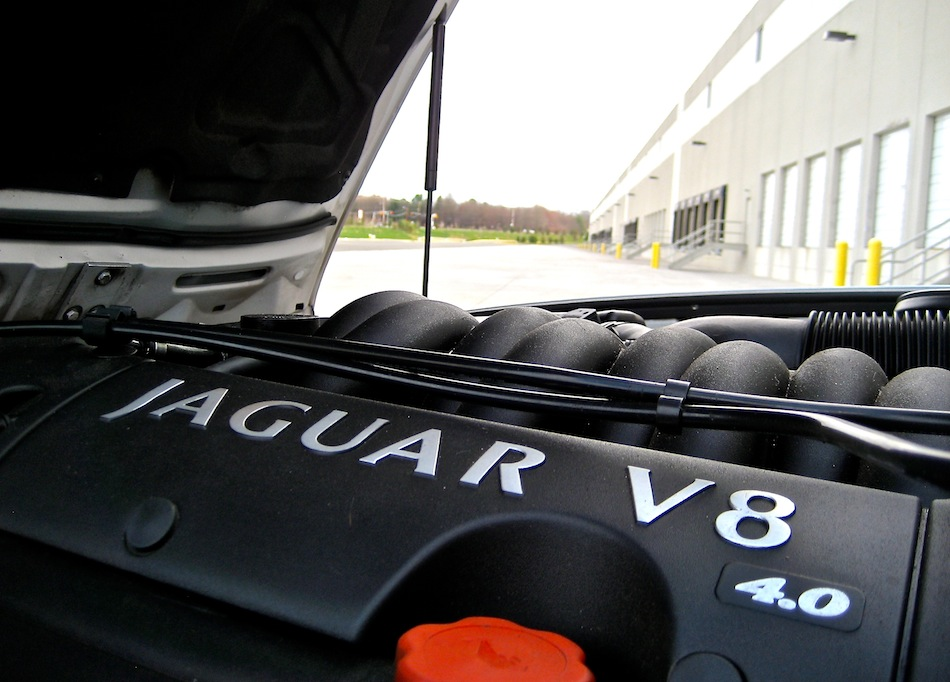 2002 Jaguar XJ Sport X308 V8 Engine