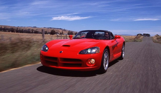 NHTSA recalls 2003-2004 Dodge Viper SRT-10s over faulty airbag module