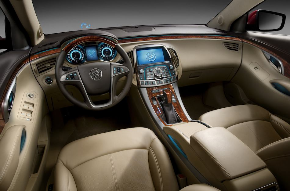 Buick Lacrosse Interior on 2007 Buick Lacrosse Cxl Colors