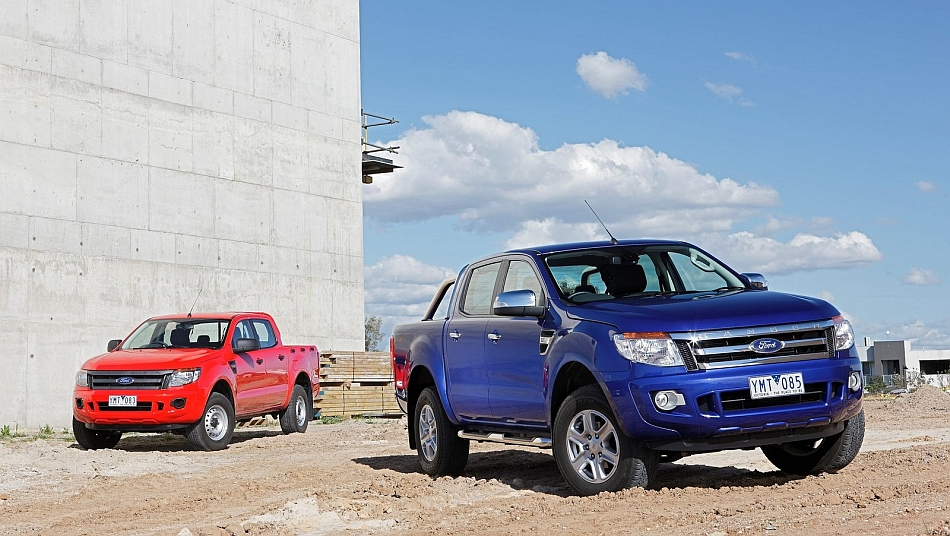 2012 Ford Ranger Family