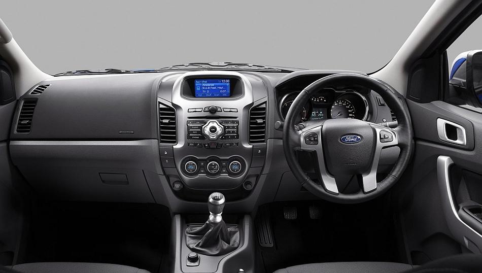 2012 Ford Ranger Interior  egmCarTech