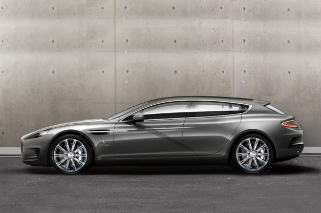 Report: Aston Martin debating whether to build Bertone 2+2 as a limited production model