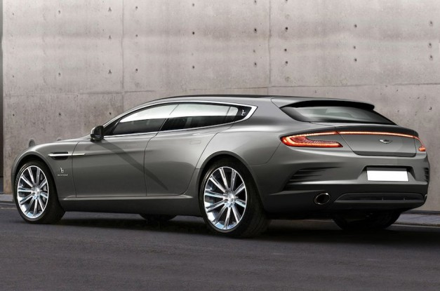 Report: Bertone to debut Jet 2+2 at Geneva, an Aston Martin Rapide shooting brake concept