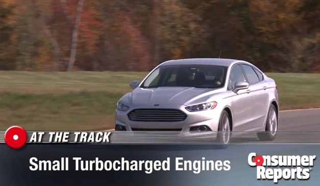 Video: Consumer Reports shuns small turbo engines for misrepresented fuel economy ratings