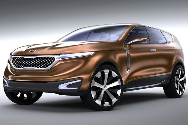 2013 Chicago: Kia unveils Cross GT Concept, hints at possible crossover in future