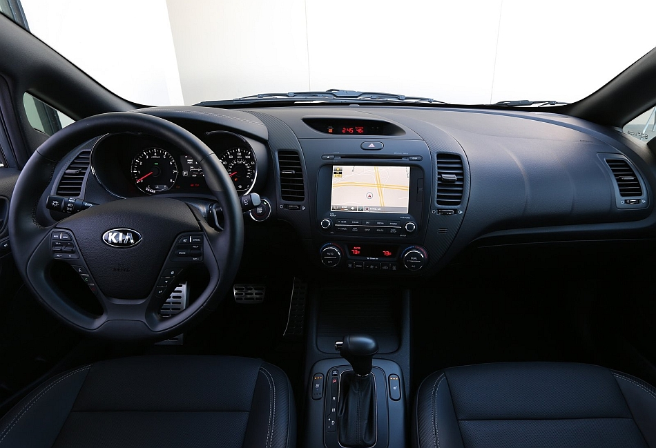 2013 Kia Forte Five Door Interior Egmcartech
