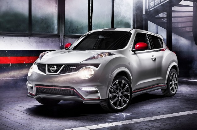 2013 Chicago: Nissan shines 2013 Juke Nismo in the spotlight for US markets