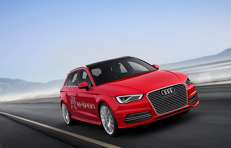 2014 Audi A3 e-tron Concept