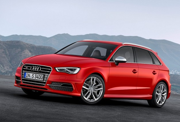 Audi pulls virtual sheets off of S3 Sportback, complete with 300hp and 280 lb-ft of twist