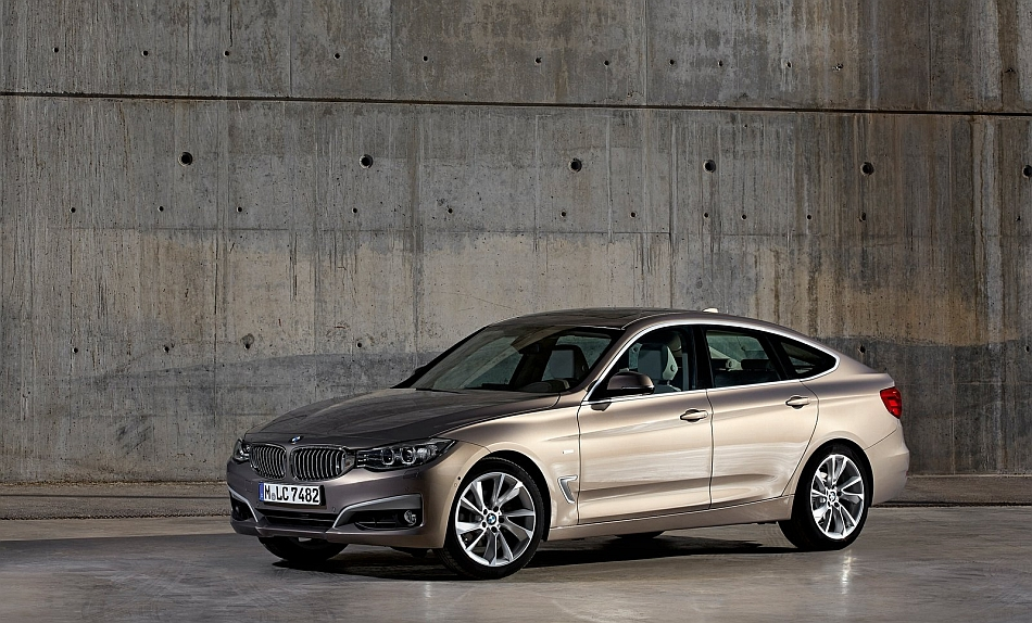 2014 bmw 3 series gran turismo front 3 4 left egmcartech. Black Bedroom Furniture Sets. Home Design Ideas