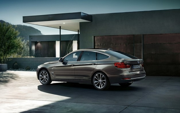 BMW unveils 2014 3-Series Gran Turismo, to debut at Chicago