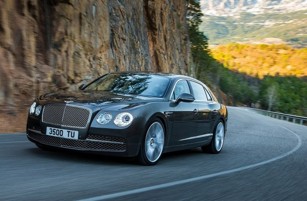 Report: Bentley considering four-door coupe based off of Continental GT in the long-term