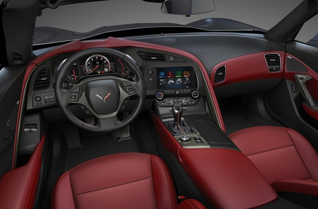 2014 Chevrolet Corvette Stingray C7 Interior