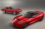 2014 Chevrolet Corvette Stingray C7 vs Original Stingray