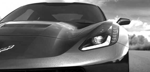 Video: Check out the 2014 Chevrolet Corvette Stingray's first TV ad