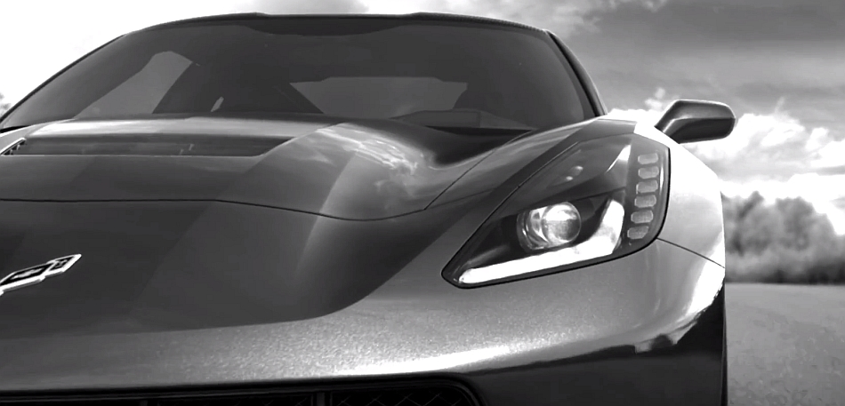 2014 Chevrolet Corvette Stingray First TV Ad