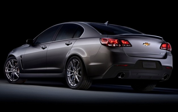 "Report: GM most likely to introduce a wagon version of Chevrolet SS sedan, no ""ute"" version unfortunately"