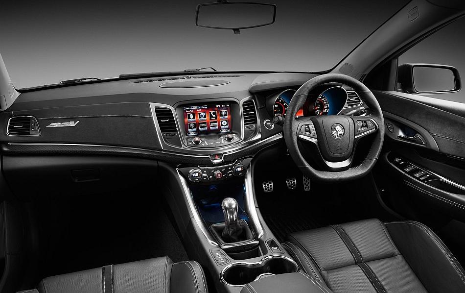 2014 Holden VF Commodore SS V Show Car Interior Front - egmCarTech ...