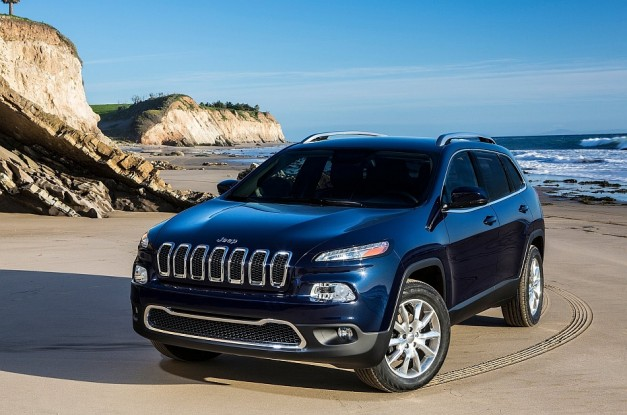 BREAKING: Jeep unveils 2014 Cherokee amidst leaked photos, no more Liberty nameplate