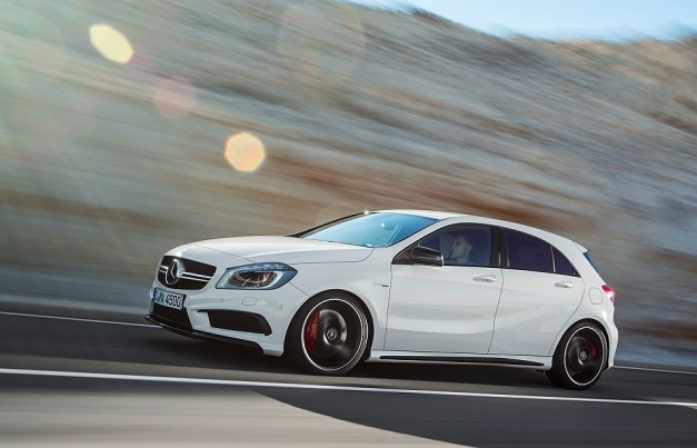 Mercedes-Benz unveils A45 AMG ahead of Geneva world debut w/ video