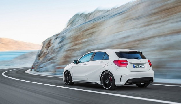 Report: Next-gen Mercedes-Benz A45 AMG to have more than 400hp