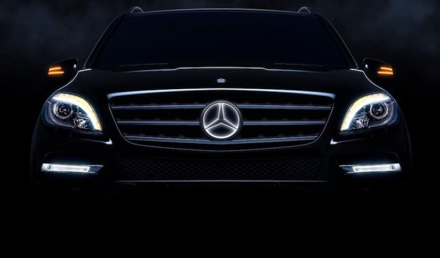 Report: Mercedes-Benz confirmed to be introducing new sporty 2014 MLC crossover