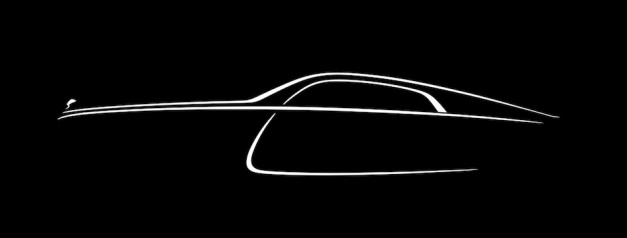 Rolls-Royce releases fourth and final teaser of anticipated 2014 Wraith Coupe ahead of Geneva debut