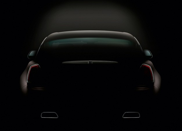 Rolls-Royce teases 2014 Wraith Coupe again ahead of Geneva
