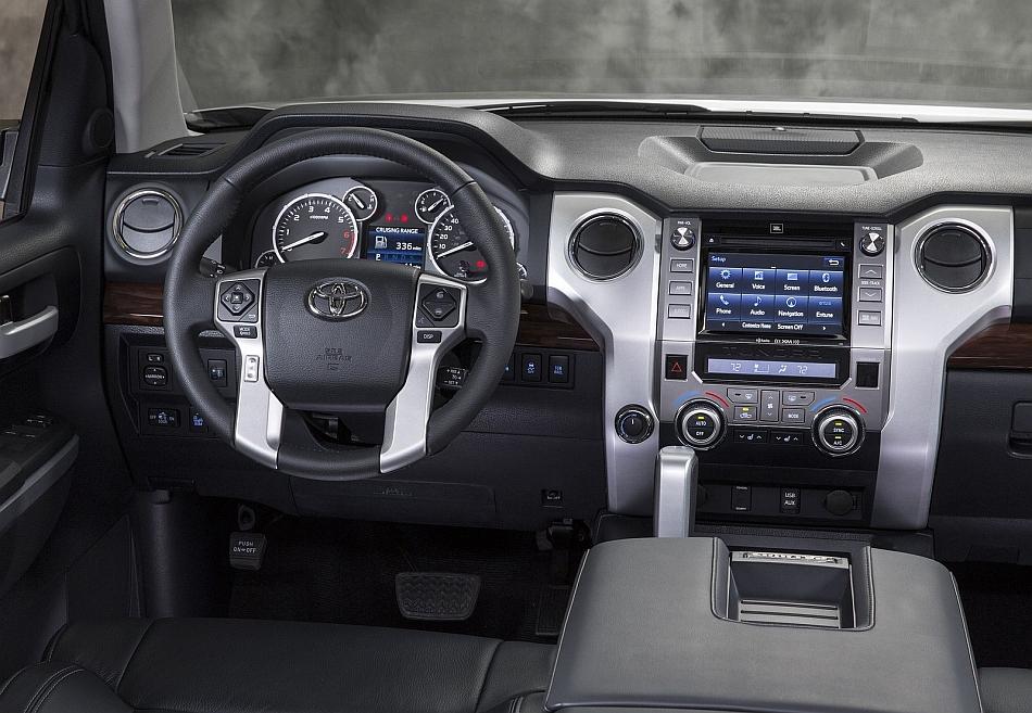 2014 Toyota Tundra Interior Driver Seat