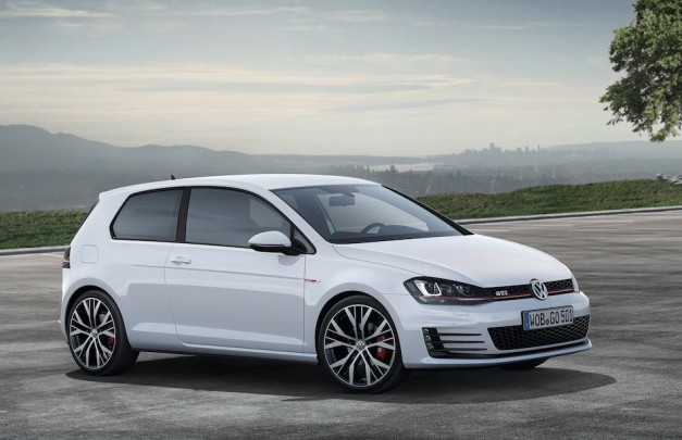 Volkswagen reveals seventh generation Golf GTI ahead of Geneva debut