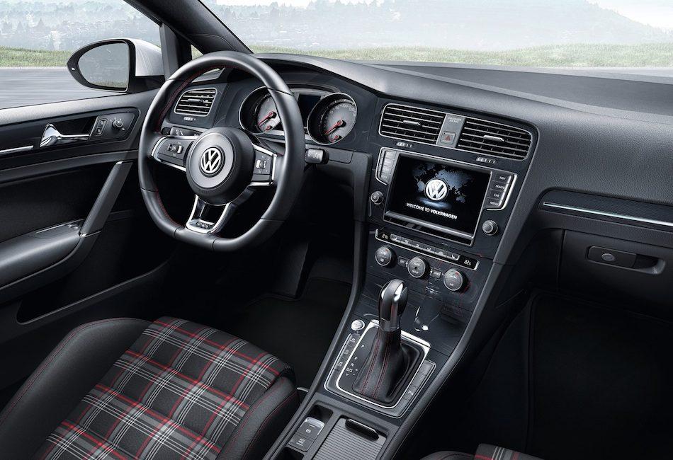 Volkswagen Golf Gti Interior 2014 2014 Volkswagen Golf Gti