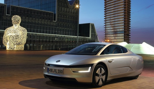Volkswagen unveils production ready XL1 plug-in hybrid ahead of Geneva