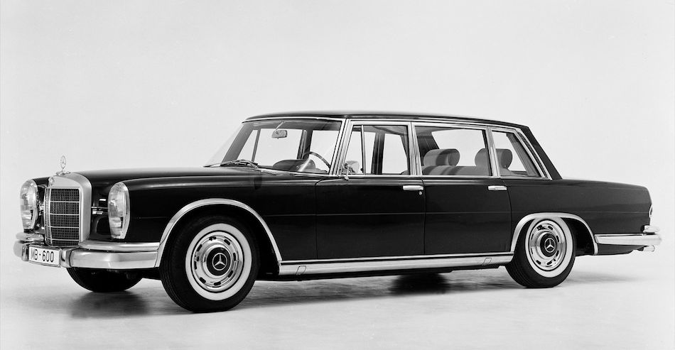 Image: 1964 Mercedes-Benz 600 Grosser