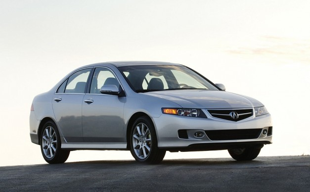 Recalls: 2004-2008 Acura TSXes recalled in states that see use of deicing materials during winter months