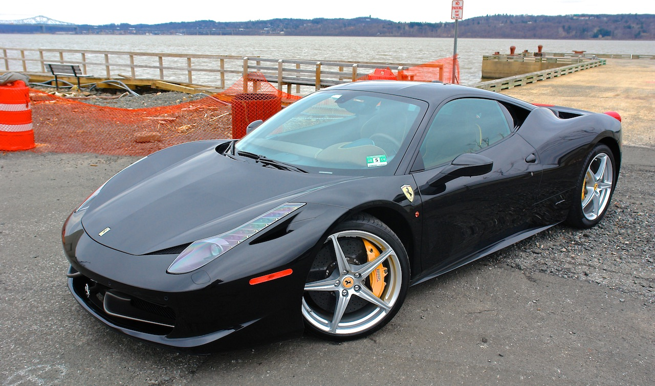 2010 Ferrari 458 Review