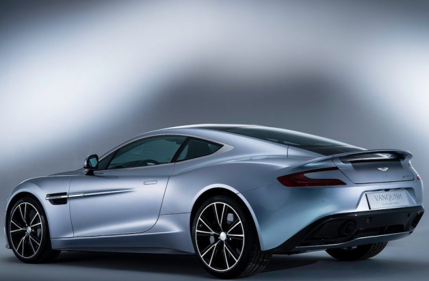 2013 Geneva: Aston Martin unveils Centenary Edition models to celebrate 100 years as a company