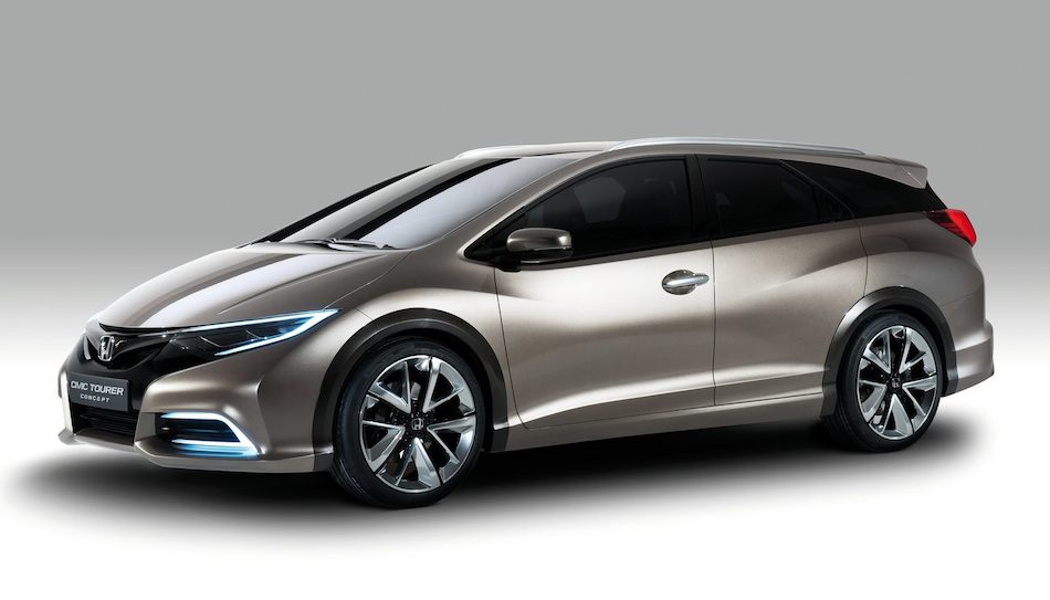 2013 Honda Civic Tourer Concept