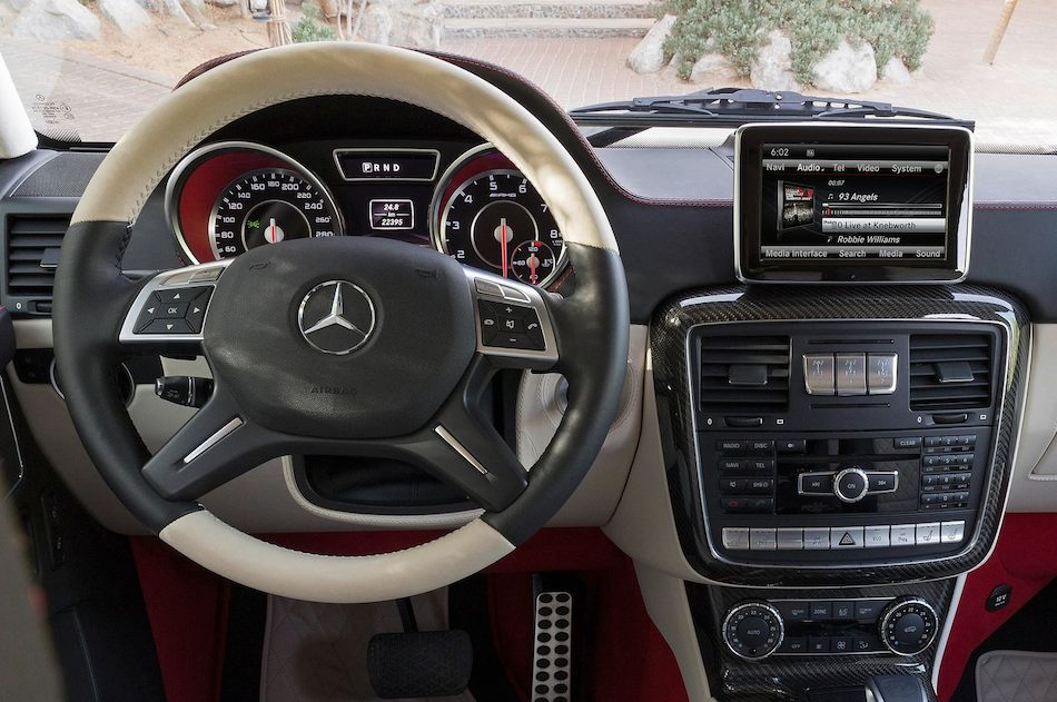 2013 Mercedes G Wagon For Sale