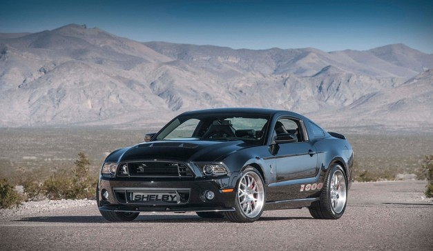 Shelby announces the debut of the 2013 Shelby 1000 S/C, a 1,200hp monster