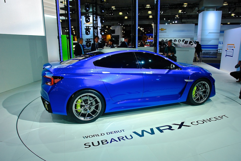 What Is New Subaru Models For 2015