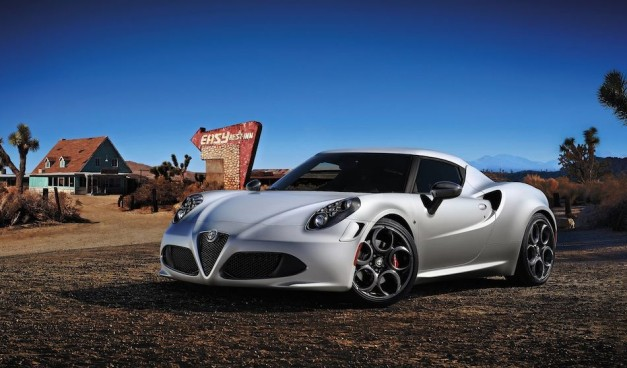 2013 Geneva: Alfa Romeo 4C takes its official world bow at Geneva