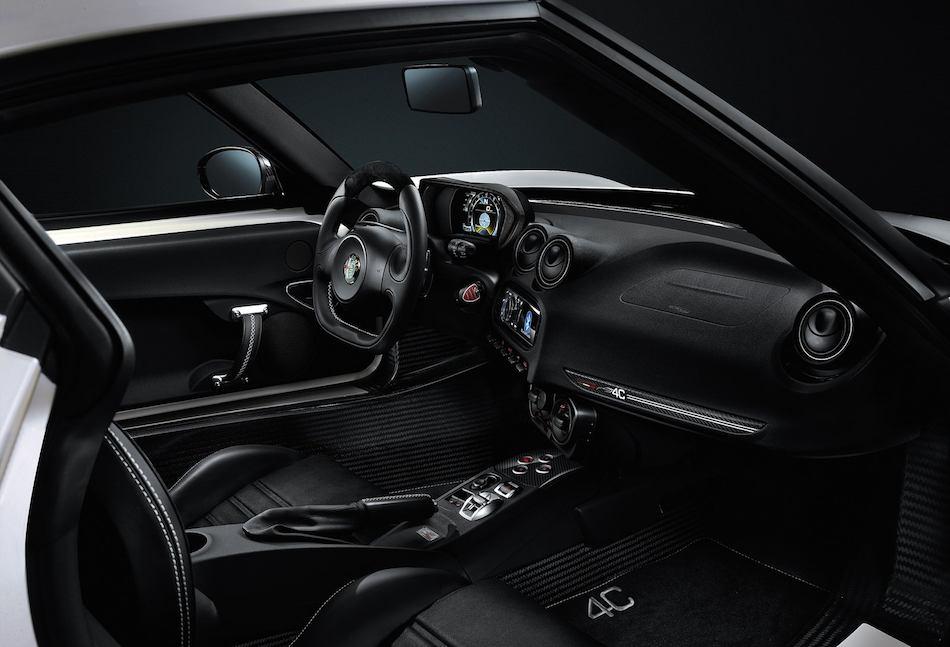 2014 Alfa Romeo 4c Interior 2014 Alfa Romeo 4c Interior