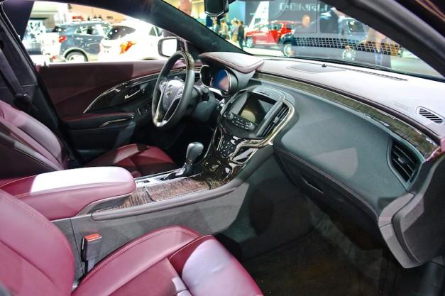2014 Buick Lacrosse Nyias Interior Egmcartech Egmcartech2014 Buick Lacrosse Nyias Interior