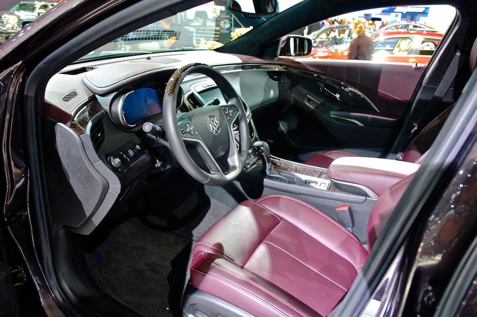 Buick Lacrosse 2013 Interior Autos Post