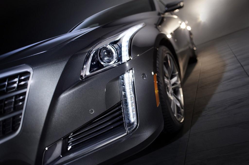 2014 Cadillac CTS Leak NYIAS
