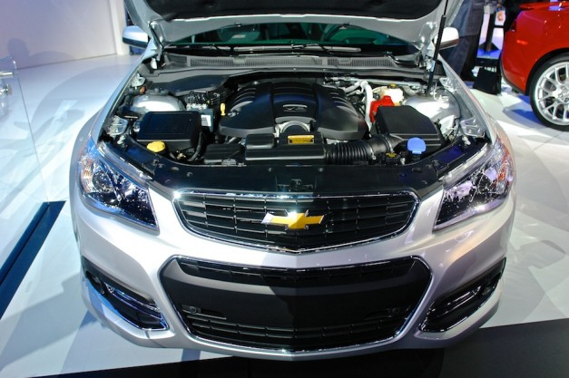 Chevrolet Ss Engine Bay Pictures Chevy Ss Forum